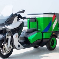Ministry approves larger electric scooters for delivery service in Taiwan