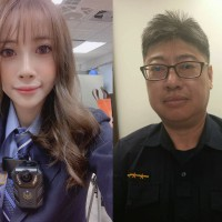 Taiwan airport police introduces English- and Vietnamese-speaking officers