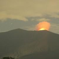 日本輕井澤火山小規模爆發 發布3級警戒