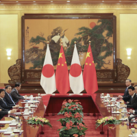 Japan and China to hold strategic dialogue for 1st time in 7 years