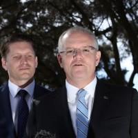 Australian MP likens China to Nazi Germany, warns Australia sovereignty at risk