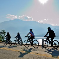 Foreigners to receive 2 hours of free bicycle rental at Taiwan's Sun Moon Lake event