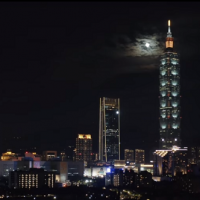 South African YouTuber crafts spectacular view of Taipei
