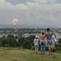 俄羅斯軍用設施又傳爆炸 一週內三起