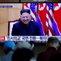 北韓10日清晨發射2枚不明飛行器 疑針對韓美聯合軍演示威