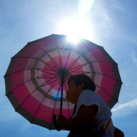 High temperature warnings issued for northern, eastern Taiwan
