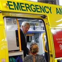 英首相強森:10/31 硬脫歐在即 公務員應做好準備