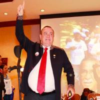 瓜地馬拉選出新總統 外交部:與台灣關係良好