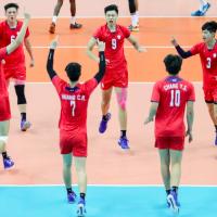 U23男排亞錦賽 中華隊奪冠破隊史紀錄