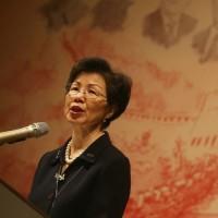 Hong Kong should step back from the brink: Taiwan-Hong Kong council chairwoman