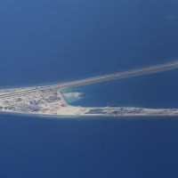 US places trade sanctions on Chinese entities over South China Sea militarization