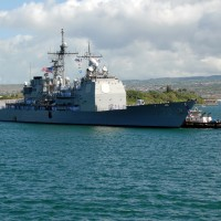 美中貿易戰香港反送中升溫 中國拒美軍艦訪港
