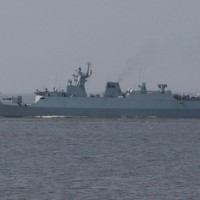 Update: Crash knocked Chinese mystery warship's secret tech onto Taiwan freighter