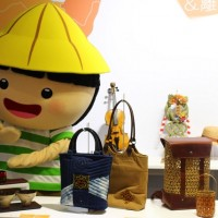 Crafts featuring local cultures put on display in Taiwan