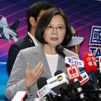 Taiwan president pledges government support for aerospace and drone industries