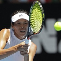 Taiwan's Hsieh Su-wei advances to third round of singles at Western & Southern Open