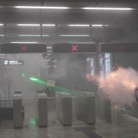 Hong Kong police refuse to address UN concerns about tear gas used indoors