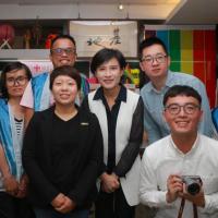 文化部凝聚全民社區營造 印尼小吃店圖書館交流