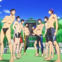 京阿尼新作【劇場版FREE! 男子游泳部】8月在台上映