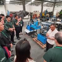 台灣農業青年團訪泰   交流在地經驗促合作