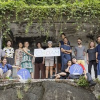 Artists gather in Taipei for residency program
