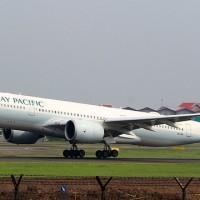 國泰航空疑遭中國就香港抗爭施壓 兩總裁請辭