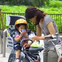 親子共乘自行車合法化     明年3月上路