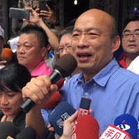 Kaohsiung mayor Han Kuo-yu (Source: CNA)