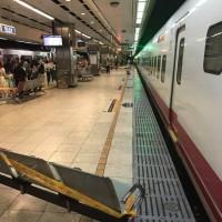 Man fatally struck by train at Taipei Main Station