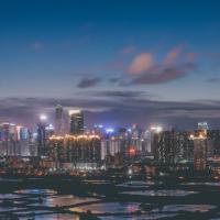 As Hong Kong's financial risks mount, China looks to Shenzhen as future hub