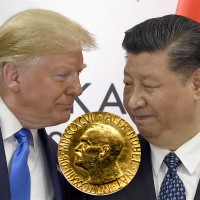Nobel Peace Prize for Trump at stake with Xi meeting in Hong Kong