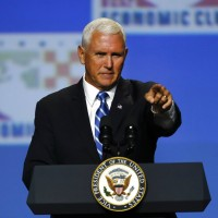 US vice president warns trade deal at risk if China cracks down in Hong Kong