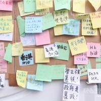 【更新】香港反送中「連儂牆」砍人事件3傷  50歲涉案男子被捕