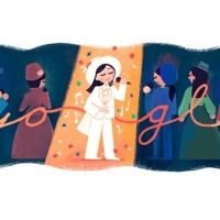 Google Doodle celebrates Taiwanese singer Fong Fei-Fei's 66th birthday