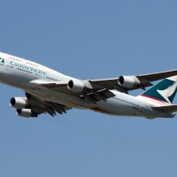 'Hongkongers, add oil!' Cathay Pacific pilot leaves office