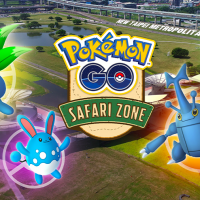 New Taipei hosts Pokémon GO Safari Zone