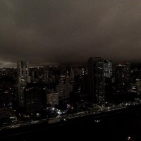 São Paulo shrouded in smoke as Amazon burns