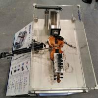 Taiwan company shows off violin played via machine learning