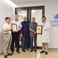 Second hospital in Taipei receives Halal certification