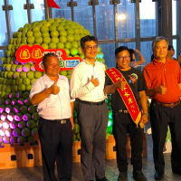 New Taipei City launches prize pomelo website