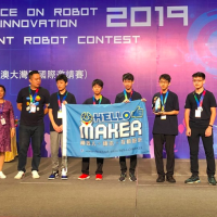 Taiwan wins 5 golds at Asian Intelligent Robot Contest