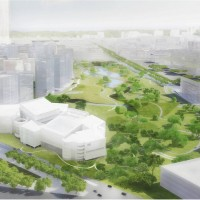 New Taiwan landmark to blend museum and library