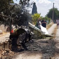 西班牙直升機與小飛機空中相撞 7人不幸喪命