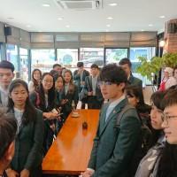 展現台青新南向活力    國際青年大使與泰國青年領袖交流