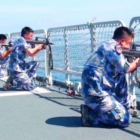 China to hold 3rd set of military drills near Taiwan this week