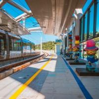 淡海輕軌尖峰時段9月起增班 12分鐘一班車