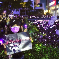 30,000 Hongkongers rally against police sexual violence