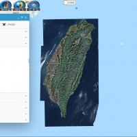 台灣山坡地航遙測圖資   巨量空間資訊系統開放民眾使用