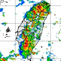 Heavy rain alert issued in 14 counties, cities in Taiwan