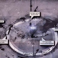 伊朗火箭發射失敗 川普推特詳細照片嘲諷 美媒驚「軍事機密吧」